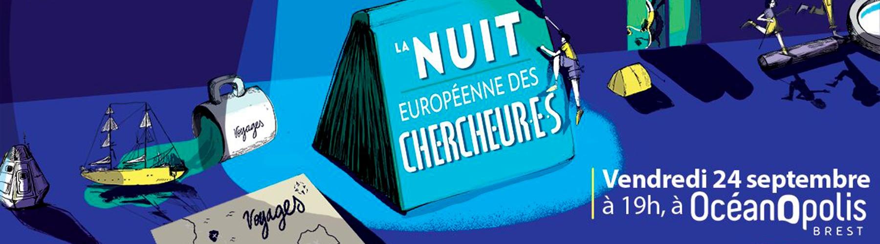 Nuit Européenne des chercheur.e.s 2021